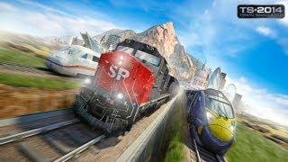 Trains Simulator 2014 GAMEPLAY PC (HD)