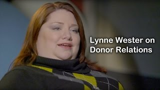 Lynne Wester on Donor Relations and Thanking Donors