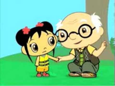 Ni Hoa Kai Lan FunnyCatTV