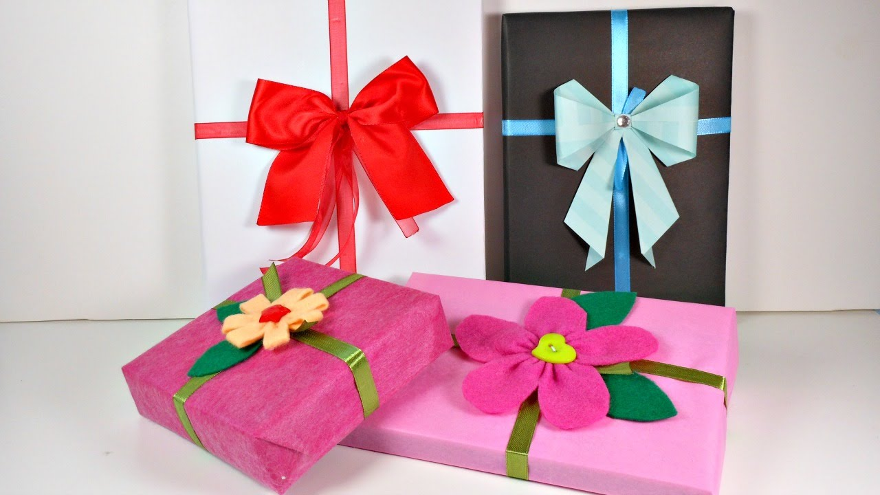 Ideas para envolver regalos 2 regalos originales for Envolver regalos originales