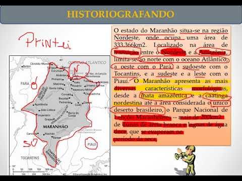 Geografia do Maranhão ( PM-MA)