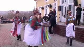 Traditii de Anul Nou, Fantanele 2011-2012. Obiceiuri de iarna partea a 1-a
