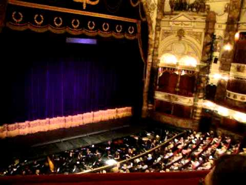 A look into the London Coliseum