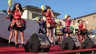 2018/11/11 寄居町ふるさとの祭典市でのオフィシャルサポーターでもある...