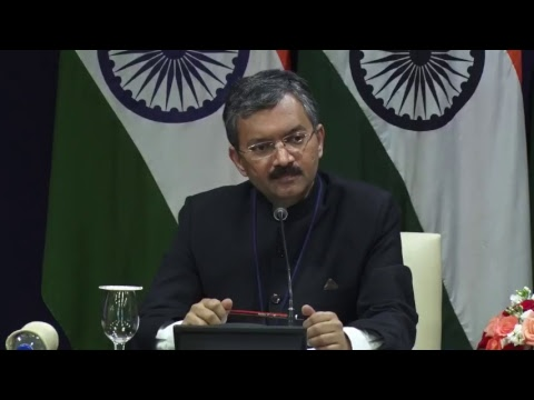 Media Briefing on Visit of President of Iran to India by Official Spokesperson