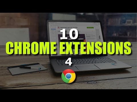 10 Chrome Extensions That Are Amazingly Useful! (September 2017)