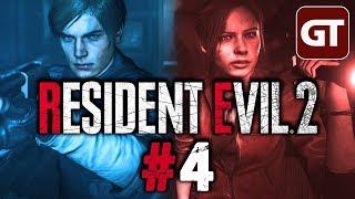 Thumbnail für Resident Evil 2 #4 - War das'n Licker?