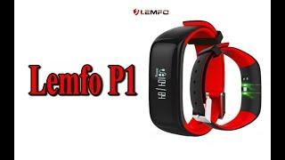 Lemfo P1. Хороший бюджетный смарт браслет.