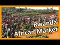 Rwanda - Rwandese market - you can\'t get it more African!