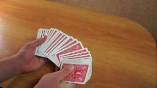 Бесплатное обучение фокусам #4: Карточные фокусы для уличной магии! Как удивить девушку фокусами!(Подписаться на канал - http://www.youtube.com/user/MrGalaxyMagic?sub_confirmation=1 Купить карты Bicycle Standard (Как в видео) ..., 2013-12-22T08:30:01.000Z)