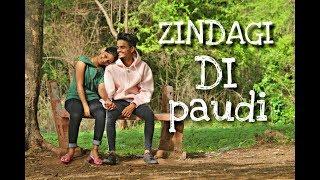 Zindagi Di Paudi Song   Millind Gaba   Bhushan Kumar   Lyrical Dance Choreography