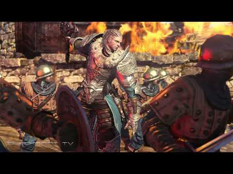 Kingdom Under Fire II Art Collection -  The World of Bersia |