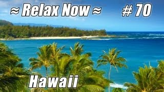 TURTLE BAY RESORT Oahu North Shore #70 Beaches Ocean Waves HD Hawaii Kawela Bay on shore surfing