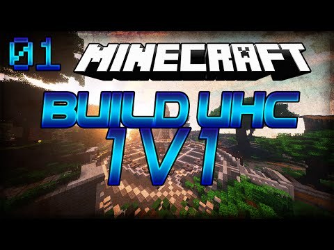 BuildUHC 1v1 #01 - Close Fights!