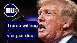 Trump start nieuwe campagne voor presidentschap met felle speech | NU.nl