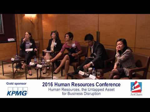 HR Conference 2016 - Building Teams and Capability to Innovate in Disruptive Environment