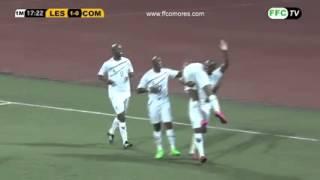 Lesotho Vs Comores