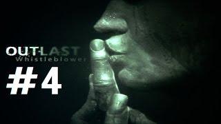 Outlast: Whistleblower Прохождение #4 — Чуть не отрезали.. 18+