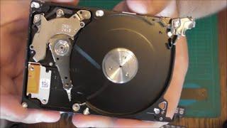 Hard drive salvage