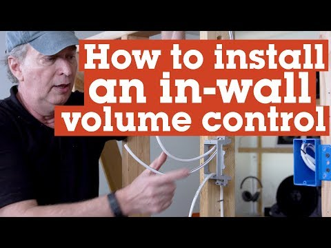 how-to-install-an-in-wall-volume-control- -crutchfield