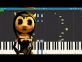Alice Angel Song Angel Of The Stage TryHardNinja Piano Cover Tutorial BATIM Song mp3