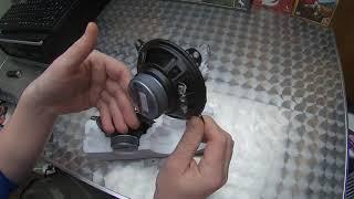 JVC CS-J420X Koaxial Lautsprecher (10 cm, 2-Wege) schwarz Unboxing