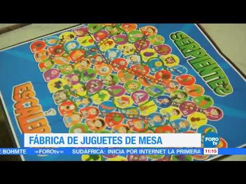 Fábrica de jugos de mesa Novedades Montecarlo, Televisa News