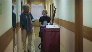 Сватьи, сериал. Анастасия Сова-Егорова в эпизодической роли