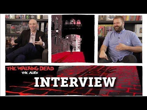 The Walking Dead: The Alien w/ Robert Kirkman & Brian K. Vaughan!