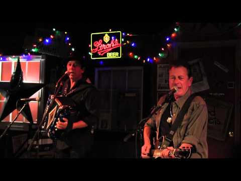 "Joe Ely with Joel Guzman  ""Ranches and Rivers"" at The Hampton TapHouse 10-25-2014"