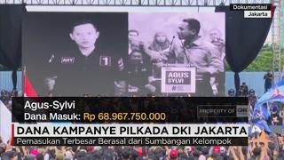 Laporan Dana Kampanye Pilkada DKI Jakarta