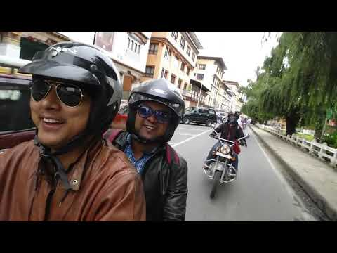 Ride to Royal Kingdom Bhutan