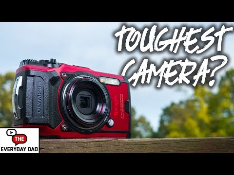 The TOUGHEST GoPro Killing Camera Ever?! The Olympus TG-6!