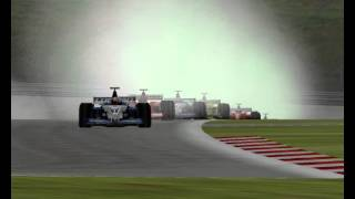 F1 2001 Sepang Malaysian Grand Prix full Race Formula 1 Season Mod F1 Challenge 99 02 game year F1C 2 GP 4 3 World Championship 2013 2014 2015 201626 17 062 1