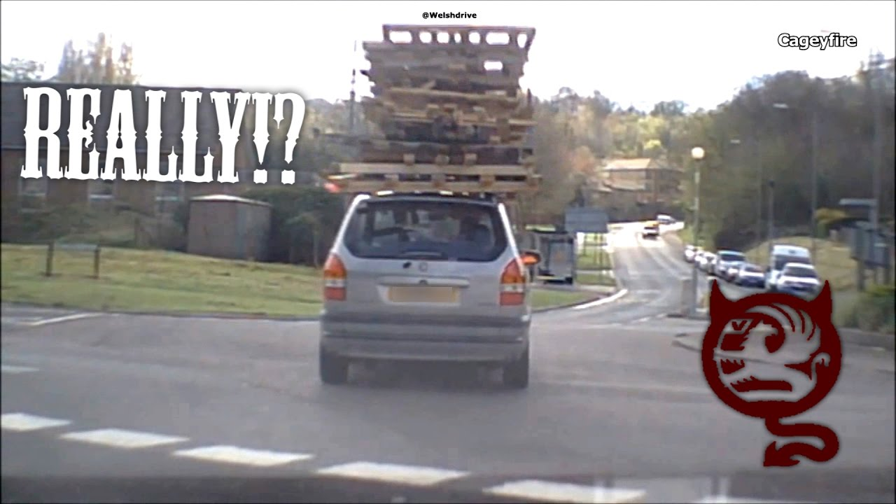Idiot Vauxhall Drivers UK