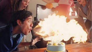 Zach King magic vines compilation 2017 - Most amazing magic trick ever