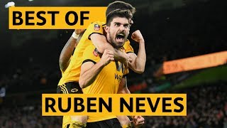 Wondergoals and outrageous assists 🔥 The very best Ruben Neves moments at Wolves!