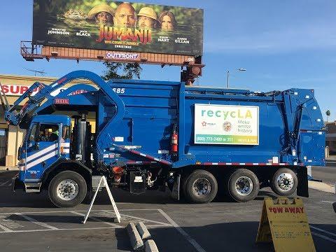 RecycLA Franchise Zones: Republic Services