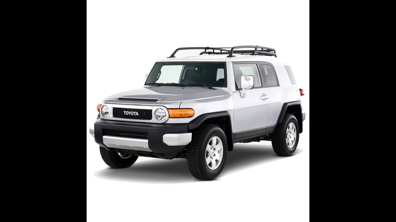 Toyota FJ Cruiser (2007) - Service Manual / Repair Manual ...