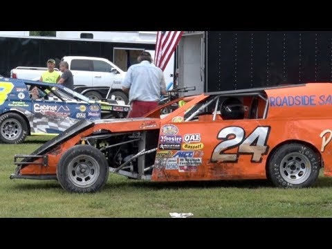 Northwoods Adventure: Bemidji Speedway Dirt Track Racing