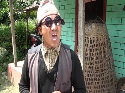 Nepali Comedy Serial काँचो मासु Ak47 Part 16 By Pokhreli Magebuda Dhurmus