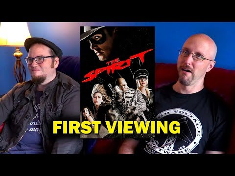 The Spirit - First Viewing