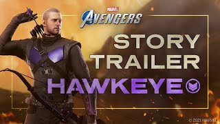 Marvel's Avengers Operation: Hawkeye - Future Imperfect Trailer