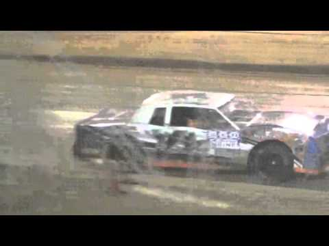Ark La Tex Speedway Factory stock heat race round 1 part 2 cajun classic