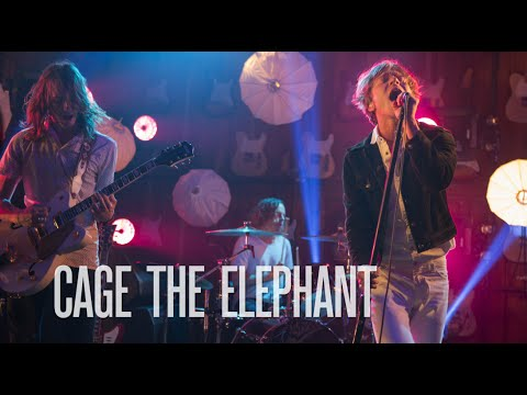 """Cage The Elephant """"Shake Me Down"""" Guitar Center Sessions on DIRECTV"""