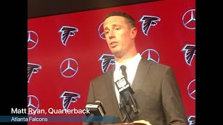 VIDEO: Matt Ryan on the win over the Cowboys