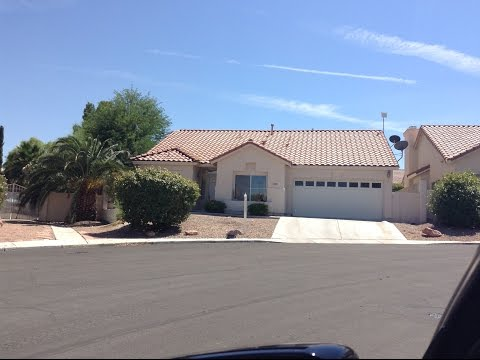 2901 Sarina Street, Henderson, Nevada - Las Vegas Video Home Tour -HENDERSON 89074