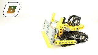 LEGO® - Speed Build – 8259 – Mini Bulldozer – Speedbuild - review