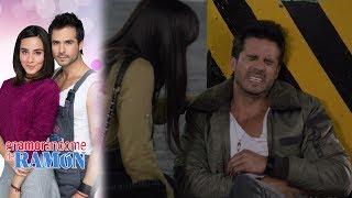 Ramón es golpeado tras defender a Sofía | Enamorándome de Ramón - Televisa