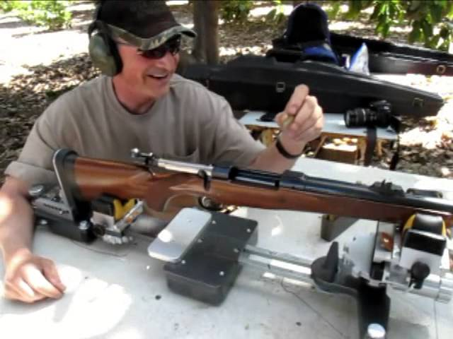 TargetShooting.com One-Piece Rifle Rest with Recoil Reduction System